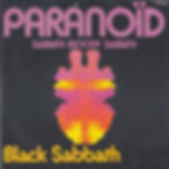 Black Sabbath  - Paranoid / Sabbath Bloody Sabbath - France - Arabella 102 280  - 1978