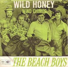 Beach Boys Wild Honey Denmark