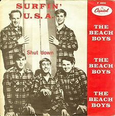 Beach Boys Surfin' USA Sweden