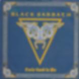 Black Sabbath - Feels Good To Me / Paranoid (Live) - UK - I.R.S. EIRS 148- 1990