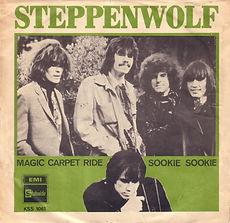 Steppenwolf Magic Carpet Ride Sweden