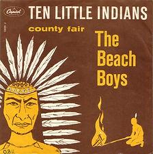 Beach Boys Ten Little Indians Denmark