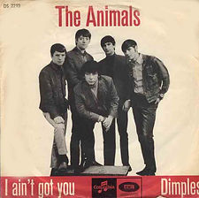 Animals I Ain't Got You Denmark