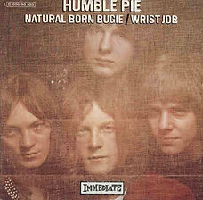 Humble Pie Natural Born Bugie Holland