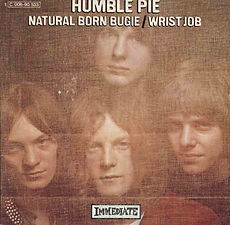Humble Pie Natural Born Bugie Germany
