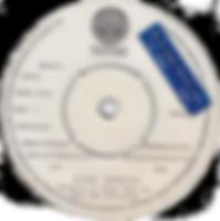 Paranoid / The Wizard - Turkey - Vertigo 6059 010- 1970 - Side 2