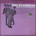 The Standells - Live - vg+/vg+  €35