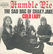 Humble Pie The Sad Bag Of Shaky Jake Italy