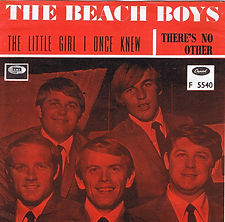 Beach Boys The Little Girls I Once Knew Norway