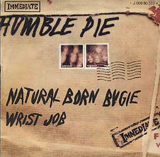 Humble Pie Natural Born Bugie Spain