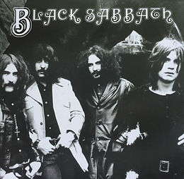 Black Sabbath - Live at The Convention Hall - LP - Bootleg