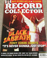 Black Sabbath Record Collextor #473 - 2017
