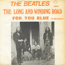 Beatles The Long And Winding Road Norway