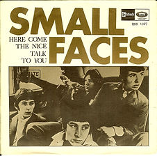 Small Faces Here Come The Nice Sweden