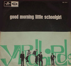 Yardbirds Good Morning Little Schoolgirl Sweden