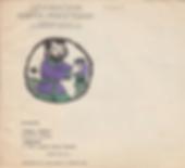 Black Sabbath  - Zmiany (Changes) / J.Dassin - Taka, Taka - Poland - R-0125-II - 197? - Envelope