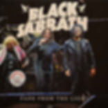 Black Sabbath - Fade From the Light - LP - Bootleg