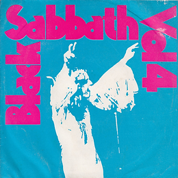 Black Sabbath - N.I.B / Black Sabbath - Thailand -MTR 611 - 197?- Front