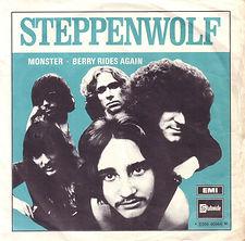 Steppenwolf Monster Sweden