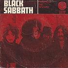 Black Sabbath - Paranoid / The Wizard  Vertigo 6059 010 Norway 1970  VG+/VG (stoc)  €15