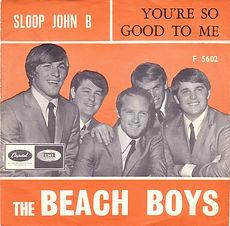 Beach Boys Sloop John B Norway