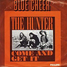 Blue Cheer The Hunter Belgium