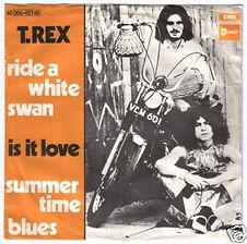 T Rex Ride a White Swan Denmark
