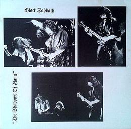 Black Sabbath - The Shadows Of Flame - LP - Bootleg