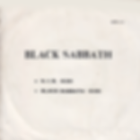 Black Sabbath - N.I.B / Black Sabbath  - Thailand - MTR 611  - 197? - Back