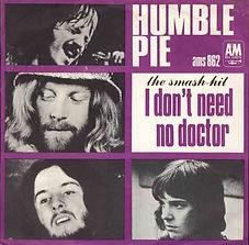 Humble Pie I Don't Need No Doctor Denmark
