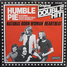 Humble Pie Natural Born Woman Holland