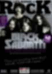 Black Sabbat  Classic Rock No.207
