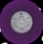 Black Sabbath - Hard Road / Symtom Of The Universe - UK - Vertigo SAB 002- 1978 - Purple vinyl