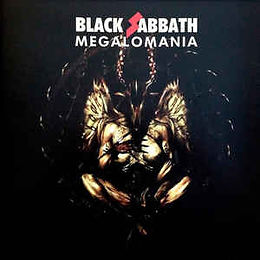 Black Sabbath - Megalomania Live in USA 75-76-78 - 4 LP - Bootleg