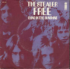 The Stealer / Lying In The Sunshine Island 6014 033 - 1970