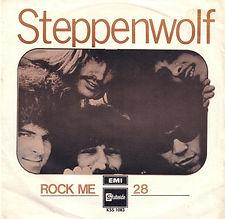 Steppenwolf Rock Me Sweden