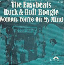Easybeats  Rock & Roll Boogie Norway