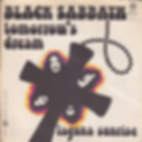 Black Sabbath - Tomorrow's Dream / Laguna Sunrise - Italy - Vertigo 6059 061- 1972 - Back