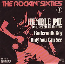 Humble Pie Buttermilk Boy Germany