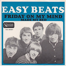 Easybeats Friday On My Mind Norway