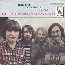 CCR Up Around The Bend Sweden