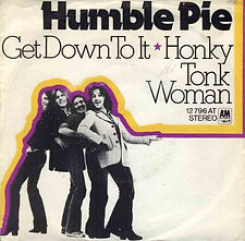 Humble Pie Get Down To It Germany