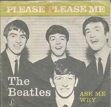 Beatles Please Please Me Norway
