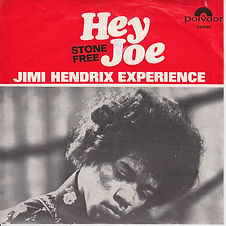 Jimi Hendrix Hey Joe Norway