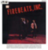 Firebeats Inc - Original LP whicjh will be put ot for sale