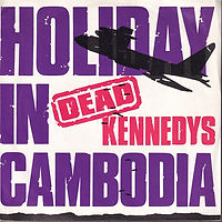 Dead Kennedys - UK RE NM-/NM- €20
