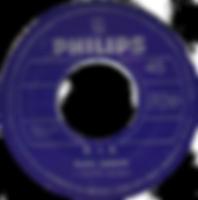 Black Sabbath  - The Wizard / N.I.B. - Phillipines - Philips PHI-1187- 197? - Side 2