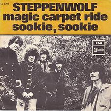 Steppenwolf Magic Carpet Ride Denmark