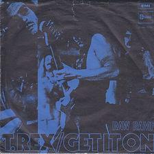 T Rex Get It On Denmark