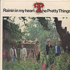 Pretty Things Rainin' In My Heart EP Norway